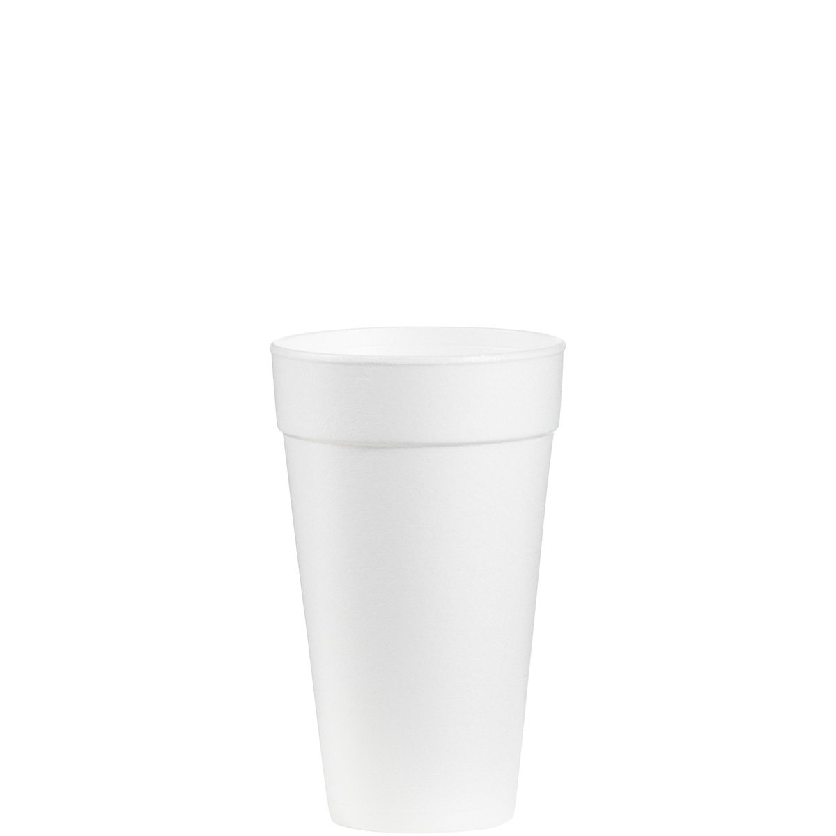 20J16 CUP STYRO 20oz Tall Cup 500/CS